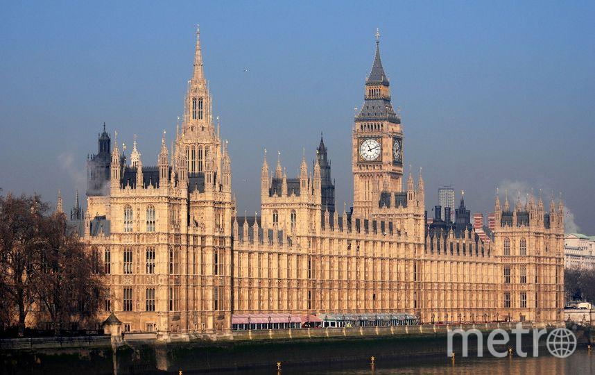 Вестминстерский дворец. Фото Pixabay