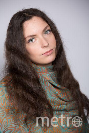 """Евлалия Просветова. Фото """"Metro"""""""