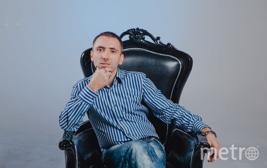 "Юрий Исламов. Фото ""Metro"""