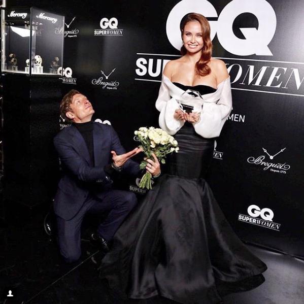 Ляйсан Утяшева и Павел Воля. Фото instagram.com/liasanutiasheva/?hl=ru
