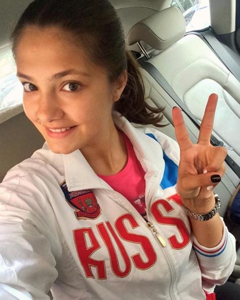 Алина Зарейник. Фото Скриншот Instagram: _zareinik_