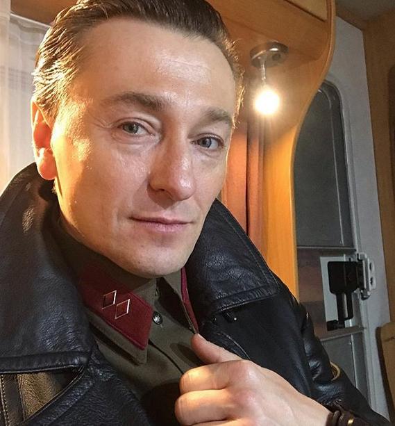 Сергей Безруков, фотоархив. Фото скриншот www.instagram.com/s_bezrukov/