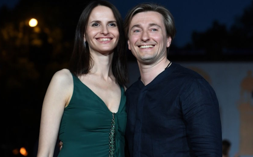 Сергей Безруков и Анна Матисон, фотоархив. Фото РИА Новости