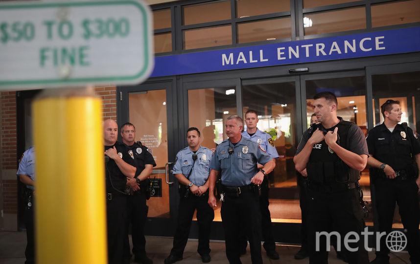 Инцидент произошёл в пятницу. Фото Getty