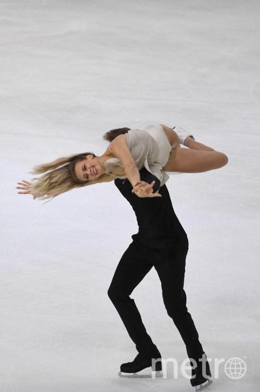Виктория Синицина и Никита Кацалапов. Фото AFP
