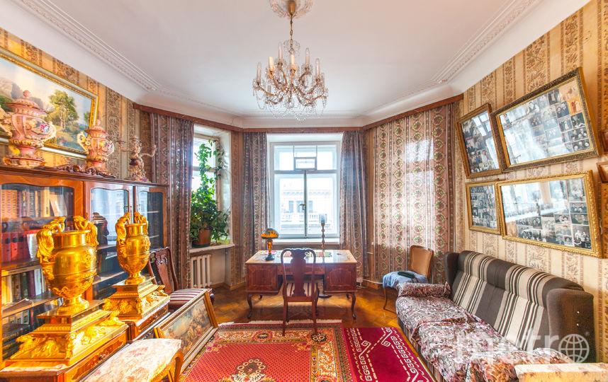 Квартира Шостаковича. Фото «Мир квартир»