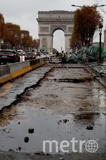 Париж. Фото AFP