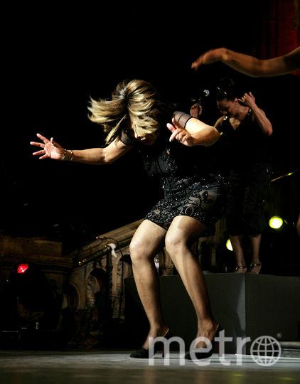 Тина Тернер сейчас. Фото Getty