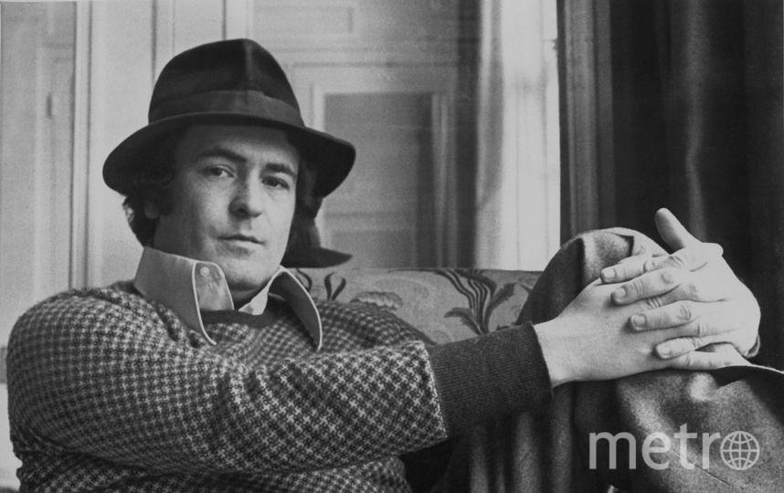 Бернардо Бертолуччи в 1973-м году. Фото Getty