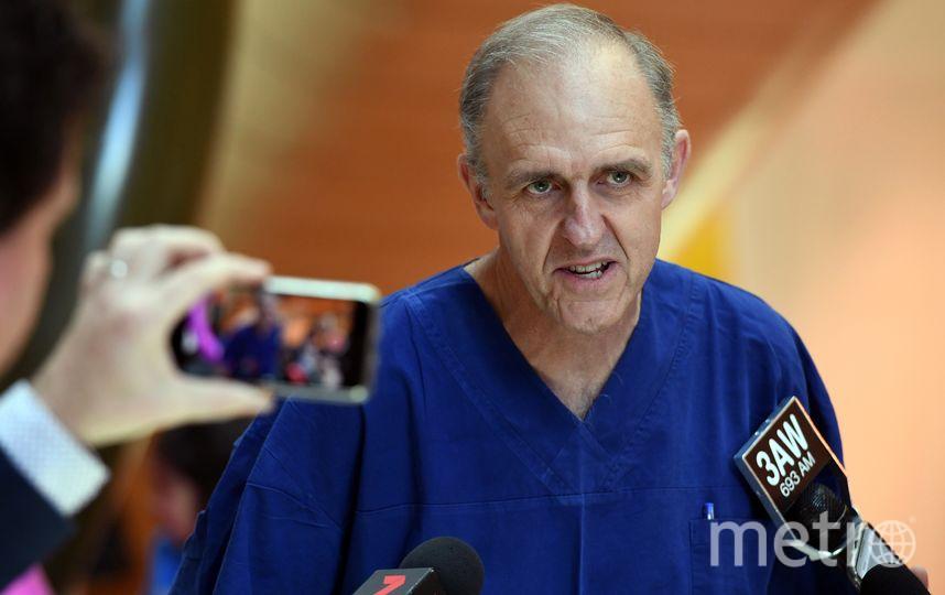 Джо Крамери. Фото AFP