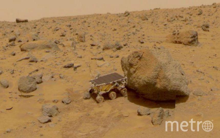 Марс. Фото Getty