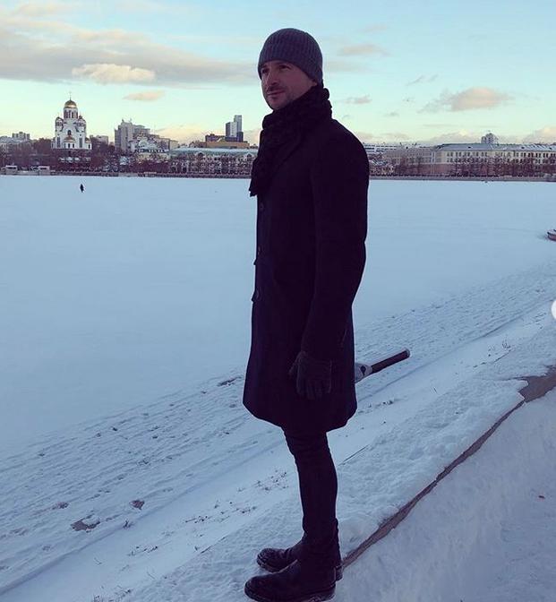 Сергей Лазарев, фотоархив. Фото скриншот www.instagram.com/lazarevsergey/