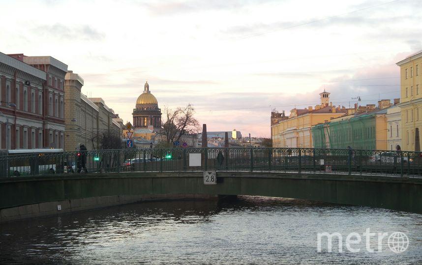 """К концу ноября лёд пока не появился. Фото """"Metro"""""""