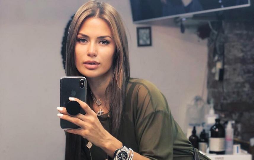 Виктория Боня. Фото Скриншот/Instagram: @victoriabonya