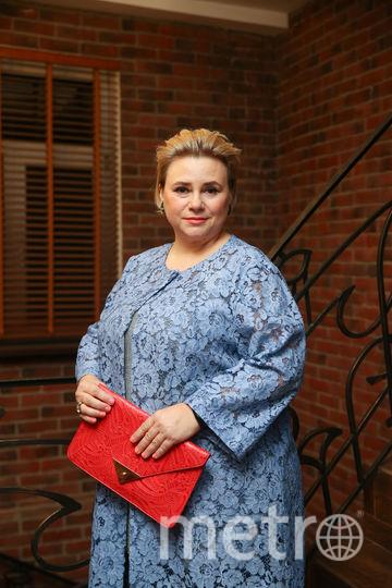 Анна Осипова. Фото Василий Кузьмичёнок