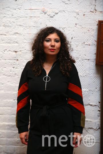 Екатерина Желенникова. Фото Василий Кузьмичёнок