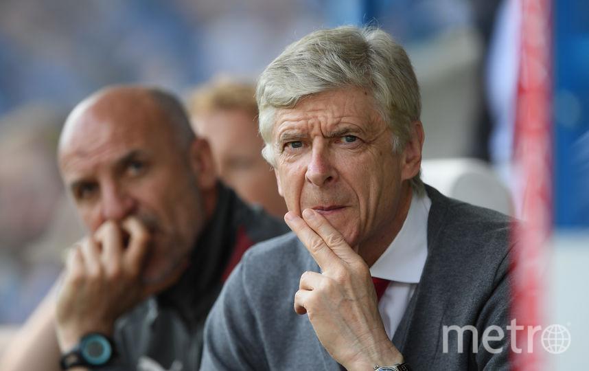 "Бывший главный тренер ""Арсенала"" Арсен Венгер. Фото Getty"