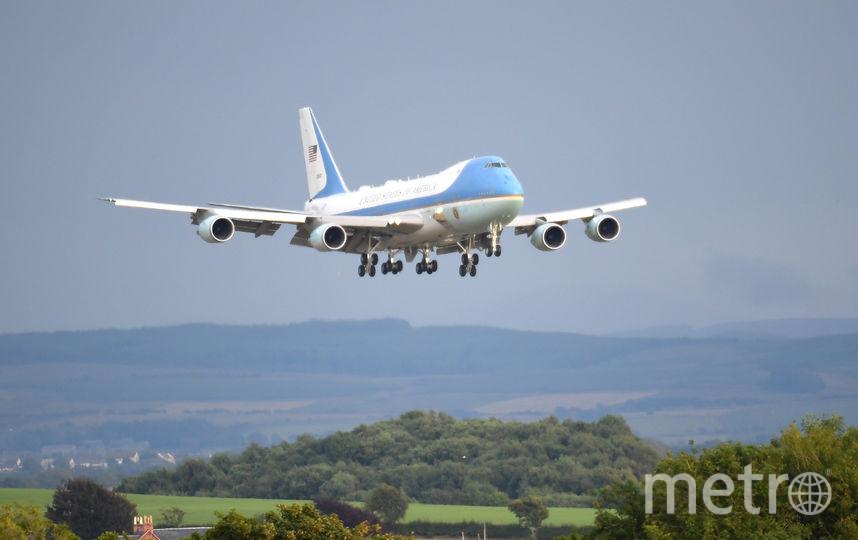 Несмотря на инцидент, самолёт приземлился без происшествий. Фото Getty