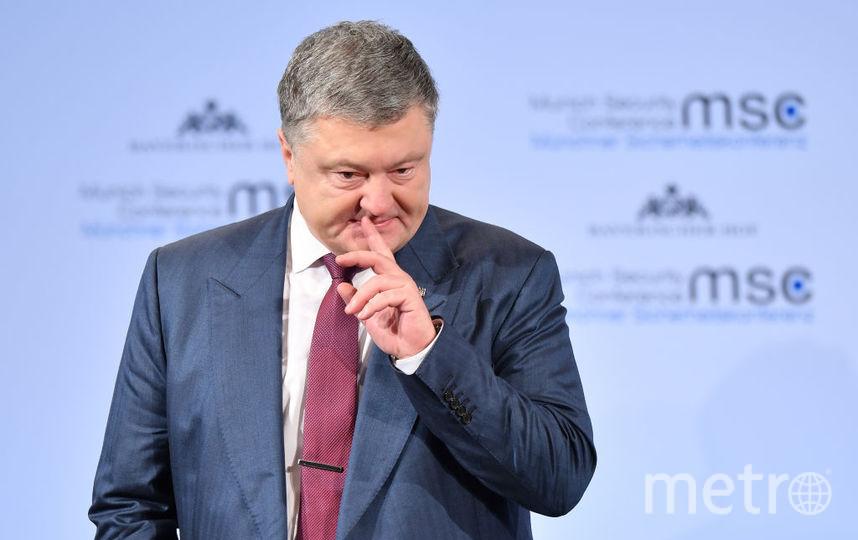 Петр Порошенко, фотоархив. Фото Getty