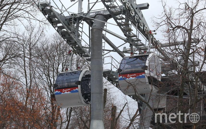 Перевозить пассажиров будут 35 закрытых кабинок. Фото Василий Кузьмичёнок