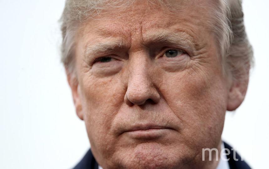 Дональд Трамп высказался об инциденте в Керченском проливе. Фото Getty