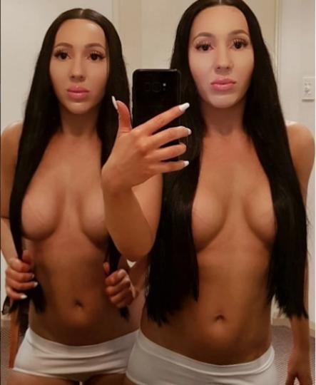 Так сёстры выглядят сейчас. Фото Скриншот Instagram/annalucydecinque