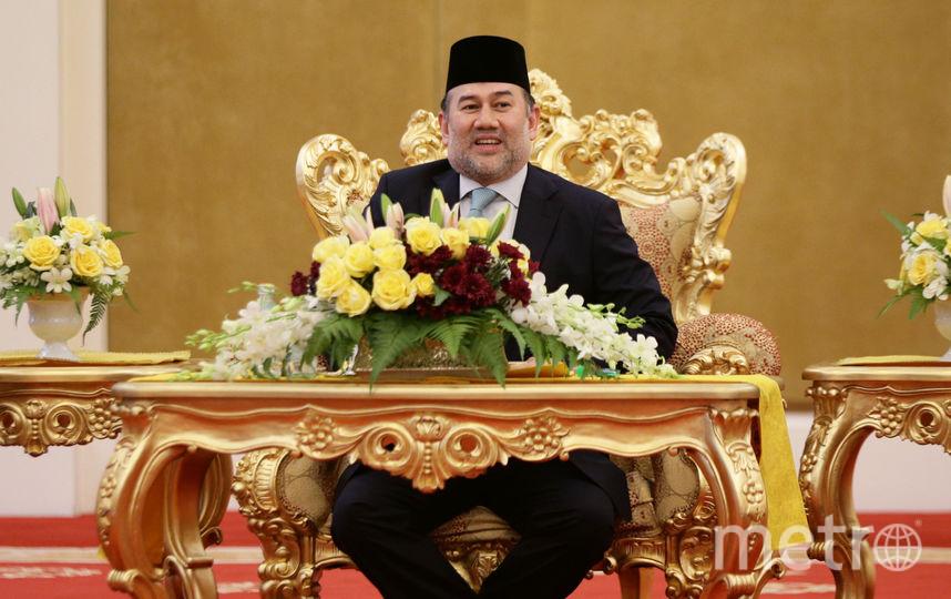 Король Малайзии. Фото Getty