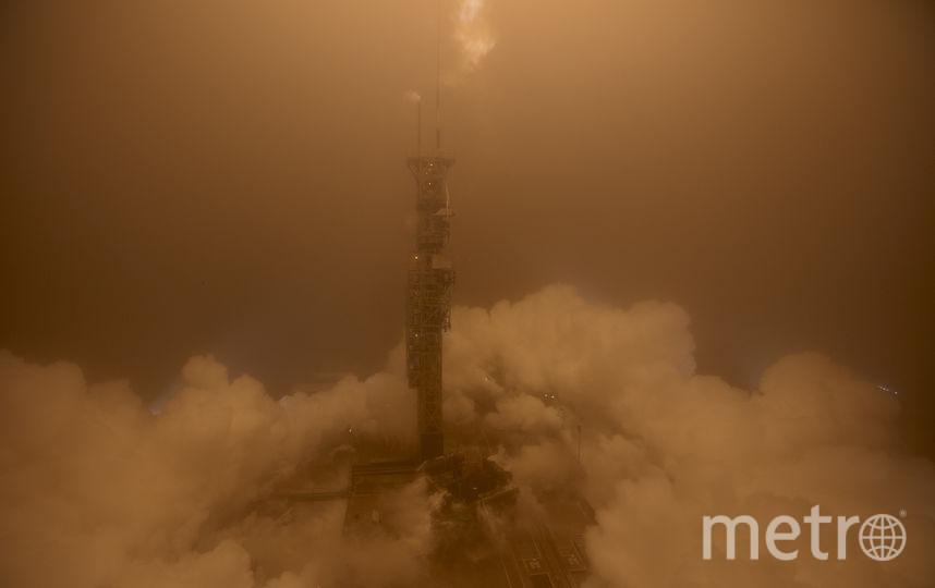 Зонд запустили на Марс в мае. Фото Getty