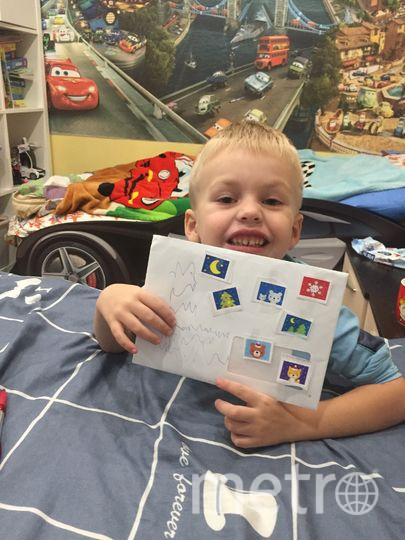 "Ермолин Дима, 4 года. Фото Ермолина Олеся, ""Metro"""