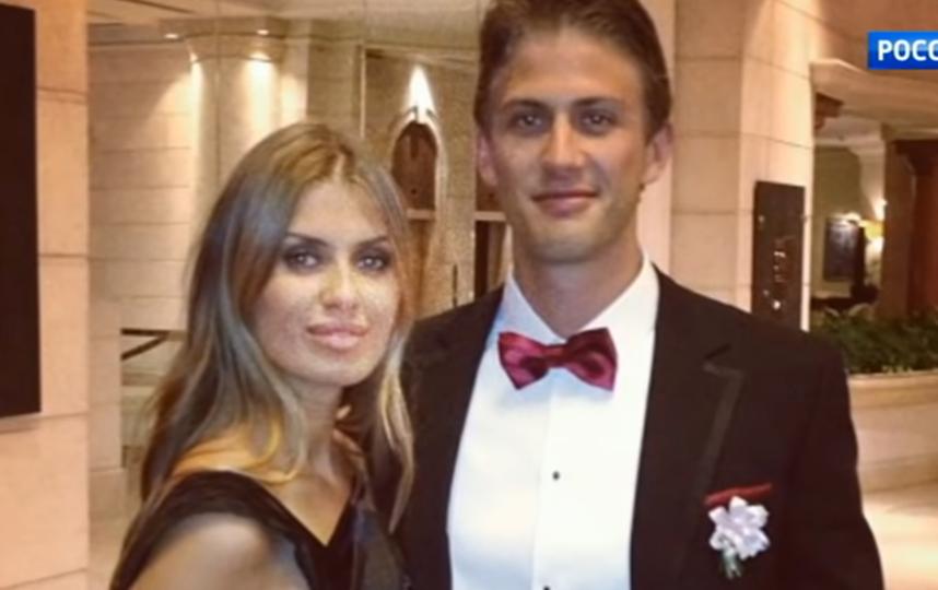 Виктория Боня и Алекс Смерфит. Фото Скриншот Youtube