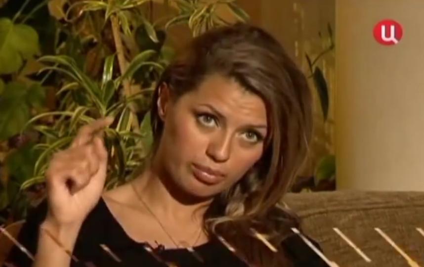 Виктория Боня в молодости. Фото Скриншот Youtube