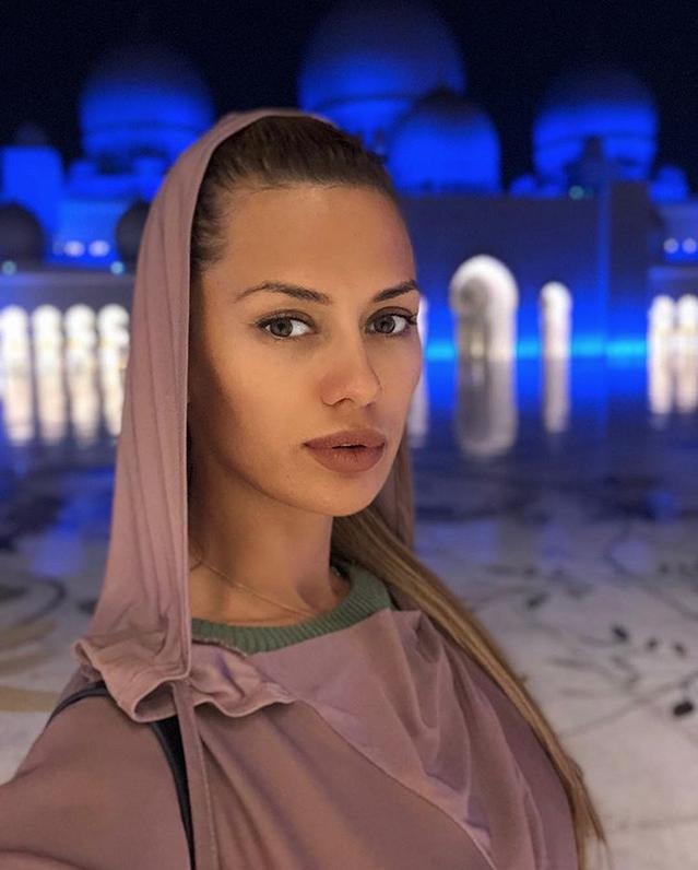 Виктория Боня сейчас. Фото Скриншот Instagram: @victoriabonya