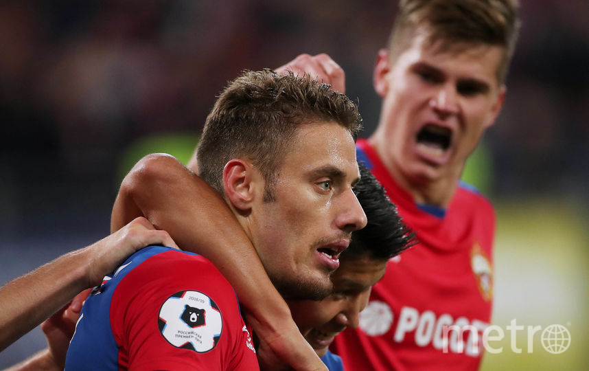 Никола Влашич забил единственный гол в составе ЦСКА. Фото Getty