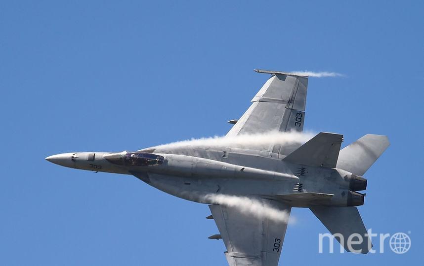Самолёт принадлежал 26-ой патрульной эскадрилье американских ВМС. Фото Getty