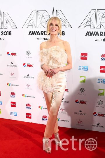 ARIA Awards. Николь Кидман. Фото Getty