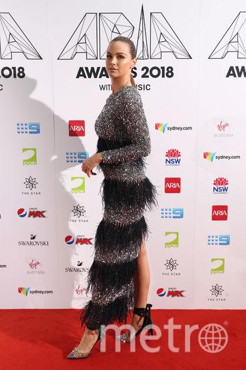ARIA Awards. Ксения Лукич. Фото Getty