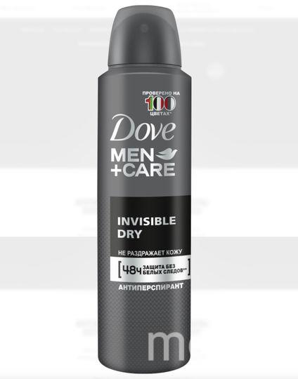 Антиперспирант Dove Invisible Dry. Фото Предоставлено пресс-службой