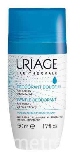 Роликовый дезодорант Deodorant Douceur, Uriage. Фото Предоставлено пресс-службой