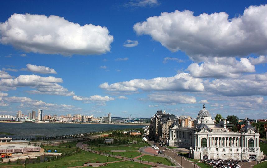 Республика Татарстан. Фото pressfoto