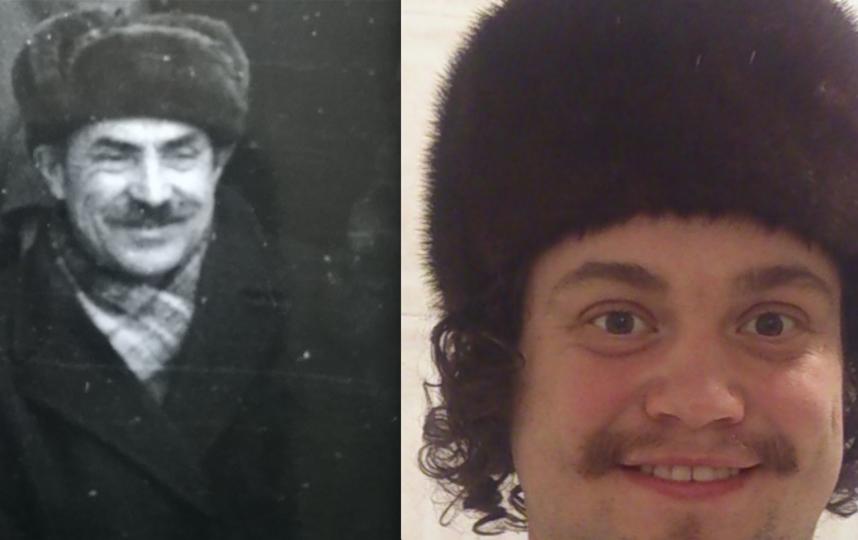 На фото - деда Вася, его гардероб - это зимняя шапка-ушанка и усы, оба эти аксессуара периодически появляются во всемирной моде, но иногда почему-то ненадолго её покидают, но для нас - это, даже если не модно, всегда стильно. Фото Александр Александрович Невзоров