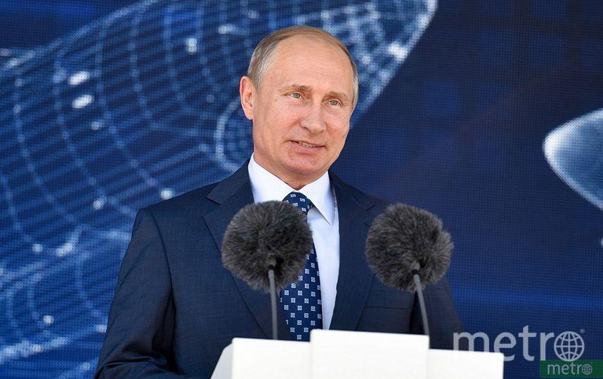 Президент России впервые прокомментировал инцидент в Керченском проливе. Фото Василий Кузьмичёнок