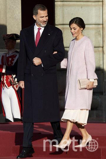 Король и королева. Фото Getty