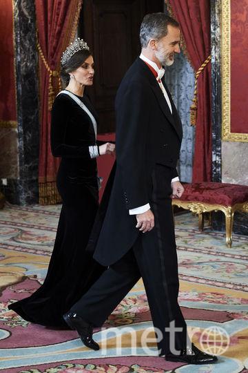 Король и королева на официальном приеме. Фото Getty
