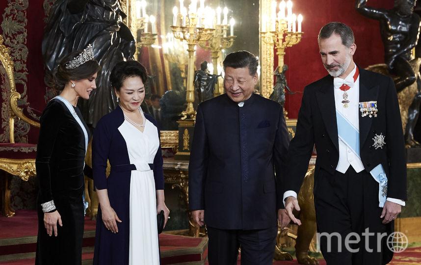 Официальный прием в честь президента КНР. Фото Getty