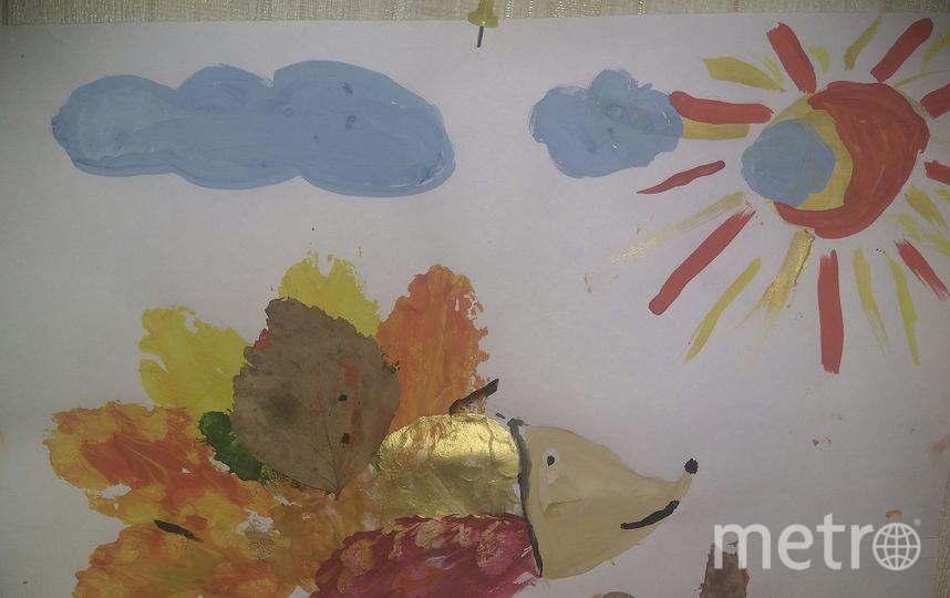 """Мои добрые дела: Весь год помогала своим родителям т.к. я их очень люблю, еще помогала своей любимой бабушки в домашних делах, по мимо этого в свободное время рисую картины которые ниже указала, однажды я помогла одной бабушки, не знаю как звали перейти через дорогу, и конечно всегда уступаю места людям пожилого возраста.. Фото Катя, 11 лет, """"Metro"""""""