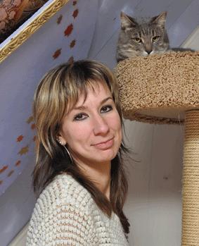 """Елена Мельникова. Фото """"Metro"""""""