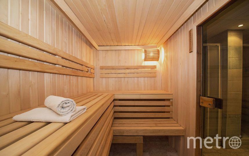 По словам учёных, в традиционной финской сауне влажность воздуха не превышает 20%. Фото Pixabay