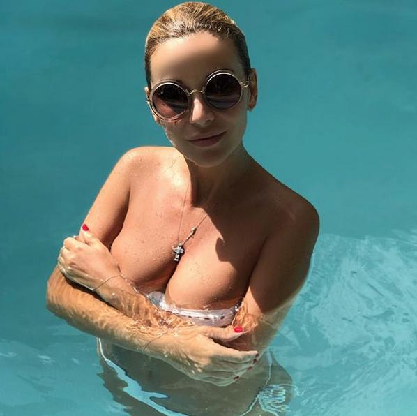 Ольга Орлова. Фото Скриншот https://www.instagram.com/olgaorlova1311/.