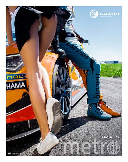 """Автоспорт – это эротично. Календарь с голыми девушками должен вдохновлять. Фото предоставлены авторами, """"Metro"""""""