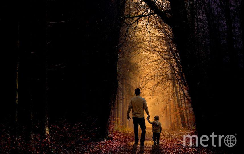 В Кронштадте ребенок самостоятельно ушел от матери к отцу. Фото pixabay.com